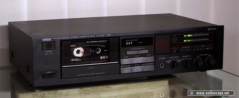 Yamaha Cassette Deck For Sale Yamaha Cassette Deck Kx-200