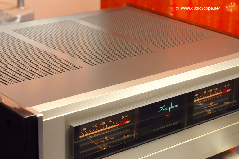 Accuphase P-102, Class A