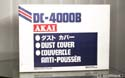 Akai Dust Cover DC 4000B