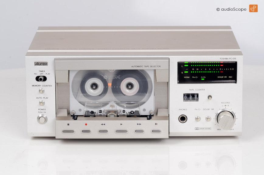 Aurex Pc D15 Mini Cassette Deck For Sale