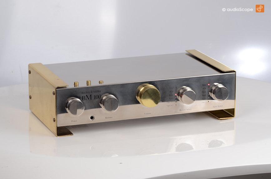 Backes & Müller BM-100 Pre Amplifier for sale