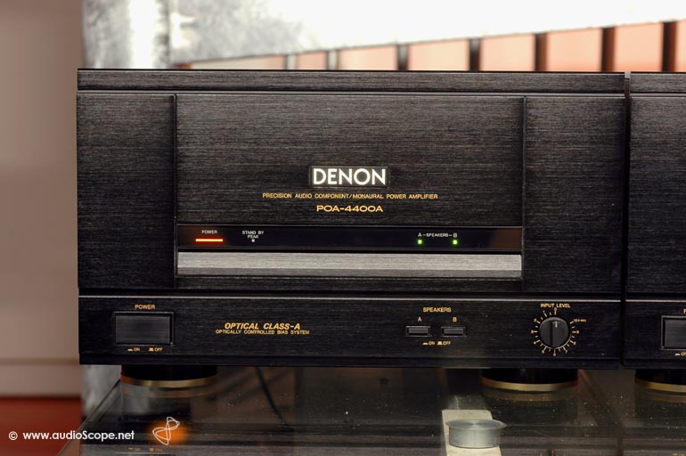 Denon POA-4400A, mint for sale
