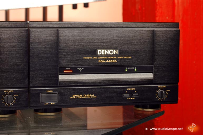 Denon POA-4400A, mint for sale