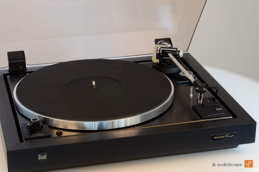 Dual cs 505 3 good as new for sale