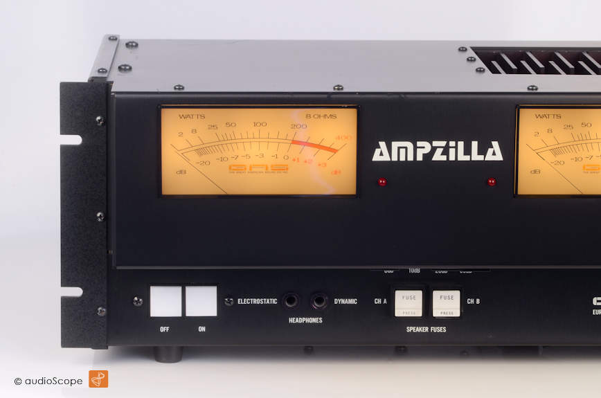 Gas Ampzilla Ii For Sale
