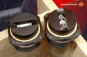 JBL 077 Horn Tweeters in mint condition