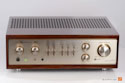 Luxman CL-40 Tube Amplifier, XXX-Rare