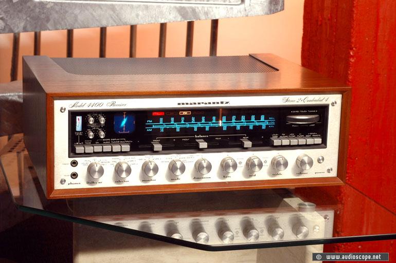 Two guns of the Marantz | Audiokarma Home Audio Stereo