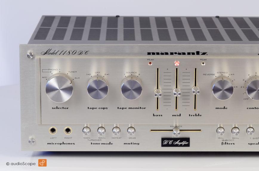 Marantz 1180 DC Amplifier for sale