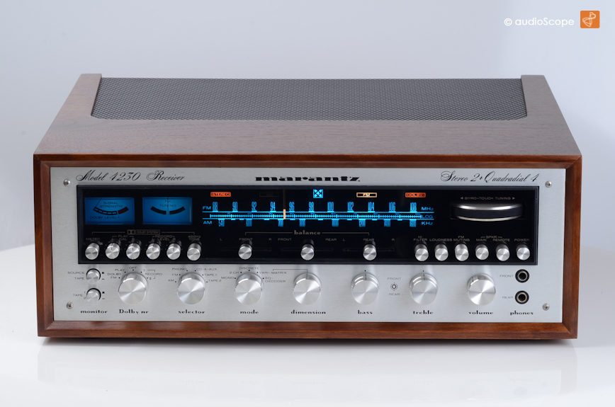 Marantz Model 4230 Quadrial
