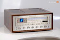 Marantz Model 2500 Receiver, wood cabinet