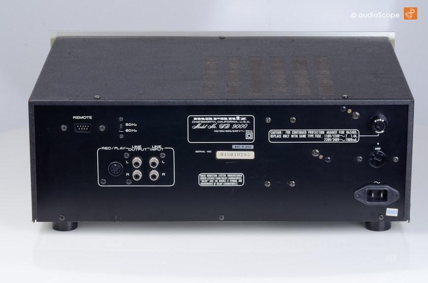 Marantz MM9000 - Manual - 5-Channel Power Amplifier - HiFi Engine