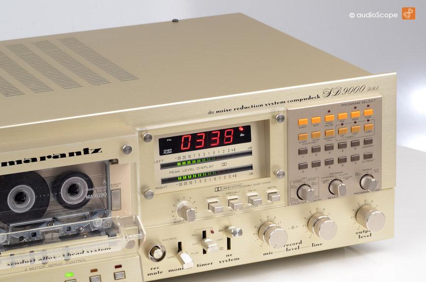 Marantz SD-9000 Compudeck for sale.