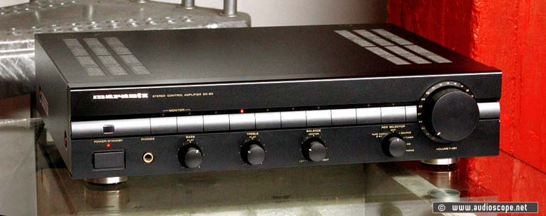 Marantz Sc 80 Preamp For Sale