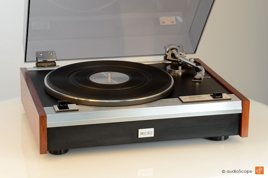 Belt drive turntable for sale
