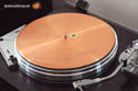 Micro Seiki CU-180 Copper Turntable Mat