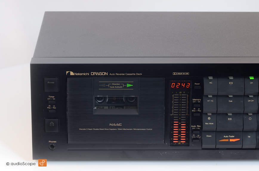 nakamichi receiver 2 owners manual