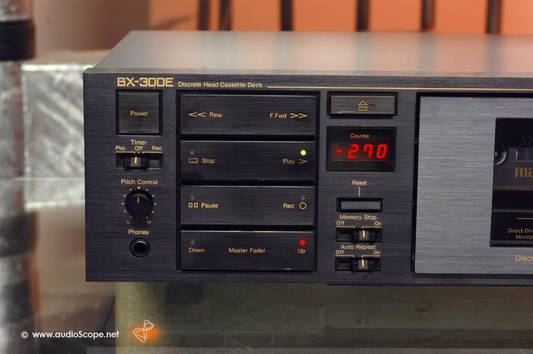 Nakamichi BX-300E Nakamichibx300-2