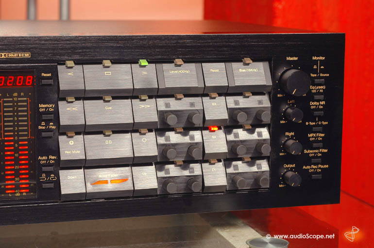 Nakamichi Dragon Cassette Deck For Sale
