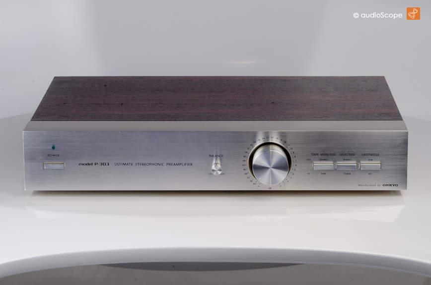 Onkyo Integra P-303 Pre Amplifier for sale