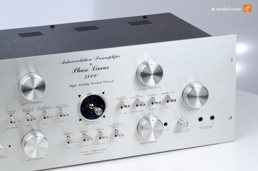 Phase linear amps for sale
