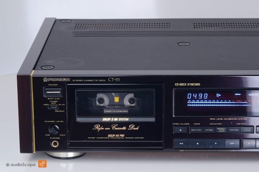 Pioneer Ct 93 Reference Elite Series For Sale