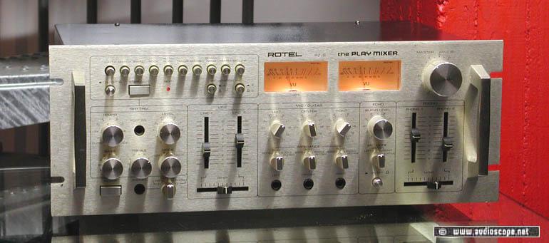 spiel mixer