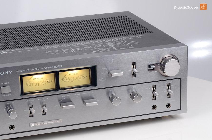 Sony TA-F6b Amplifier for sale