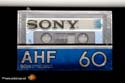 Sony AHF 60 min. Compact Cassette
