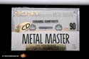 Sony Metal Master 90 min. Compact Cassette