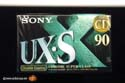 Sony UX-S 90 min. Compact Cassette