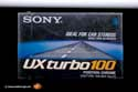Sony UX Turbo 100 min. Compact Cassette