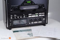 TEAC X-2000R, black, Woodcase