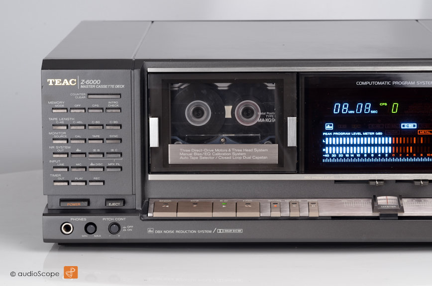 Teac Z 6000 Master Recorder For Sale