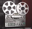TEAC X 2000 R in silver