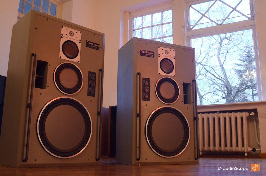 Technics SB-M1 Studio Monitor for sale