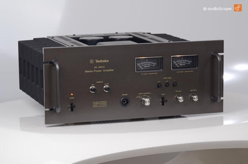 technics se 9600 power amplifier for sale. Black Bedroom Furniture Sets. Home Design Ideas