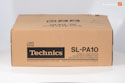 Technics SL-PA10, mint in box