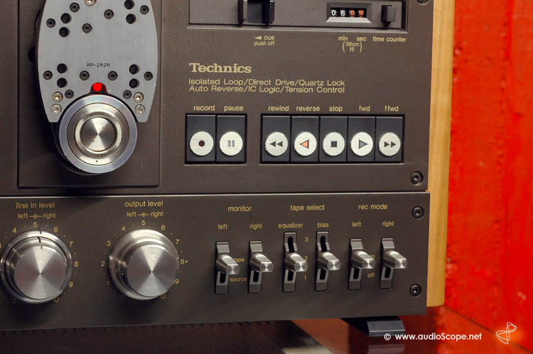 technics rs-tr474 how to clean heads