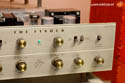 The Fisher X-100 Tube Amplifier