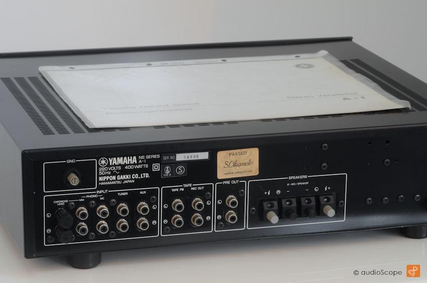 Yamaha A-1 for sale.