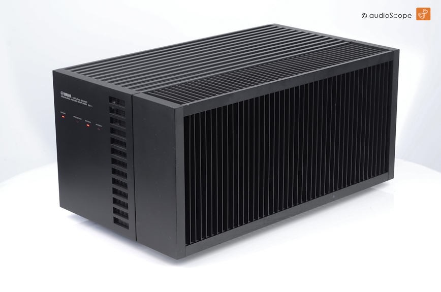 Yamaha Bx Power Amplifier