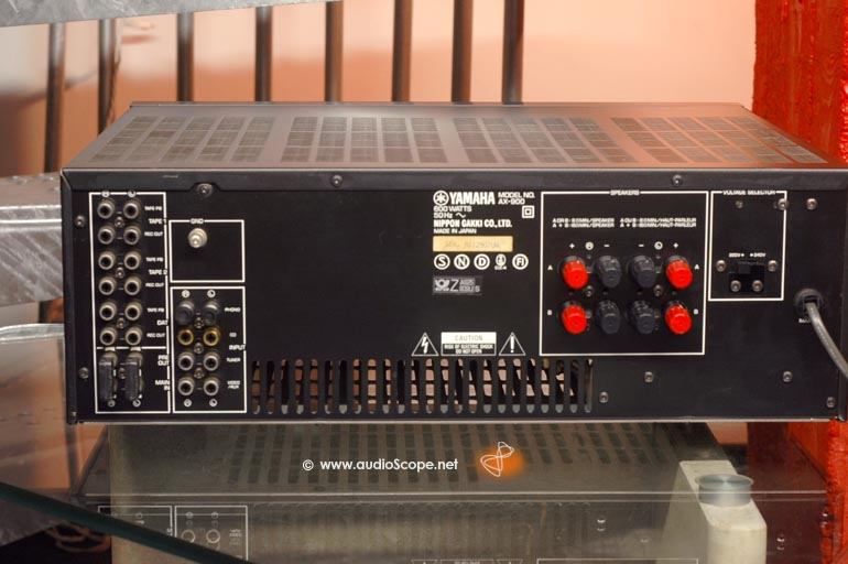 Yamaha AX-900 Amplifier