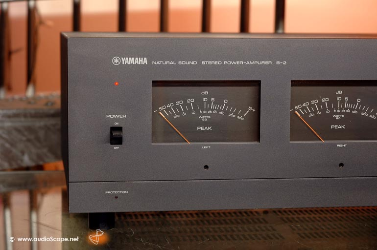 yamaha b2 power amp mint for sale