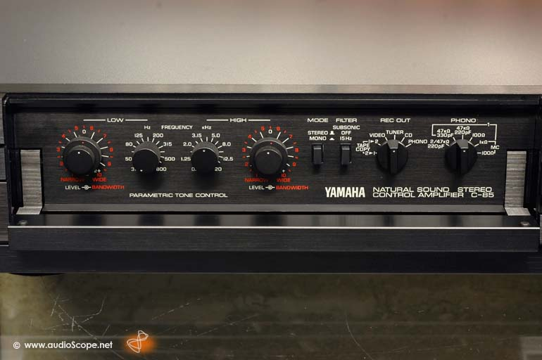 M60 For Sale >> Yamaha Preamp C-85 for sale.
